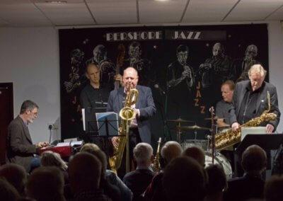 Alan Barnes/John Hallam Quintet