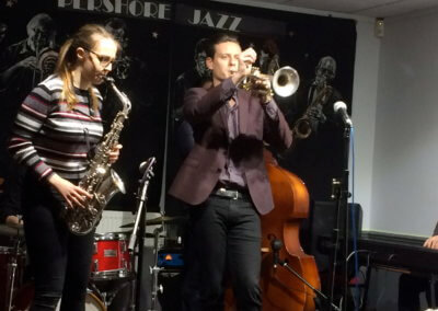 Alex Clarke Quintet
